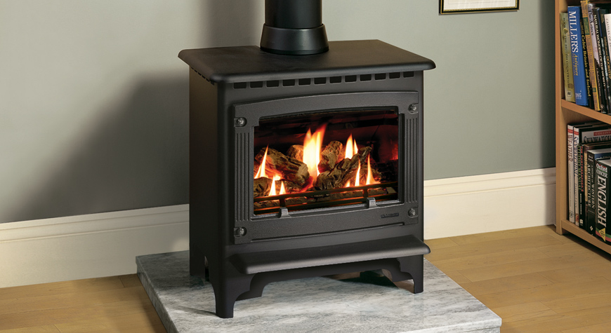 Gazco Marlborough Gas Stove From Murphy Heating