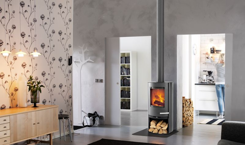free standing stove. TermaTech TT20 Is A Newly Developed Range Of Stoves That Combine The Best Operational Comfort, With High Product Quality And Sleek Scandinavian Design. Free Standing Stove I