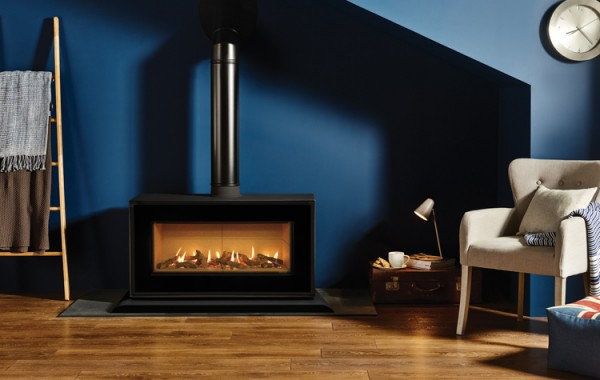 Studio 2 Freestanding Gas Fire