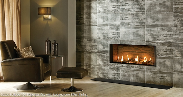 Eclipse 100 Gas Fires