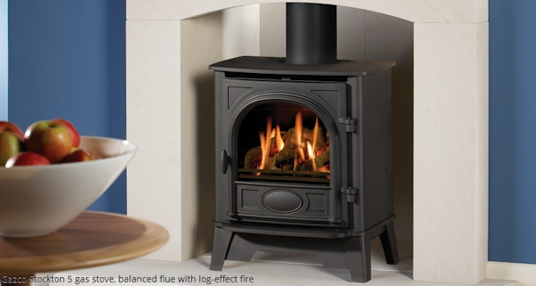 Freestanding Gas Stoves From Murphy Heating In Ireland